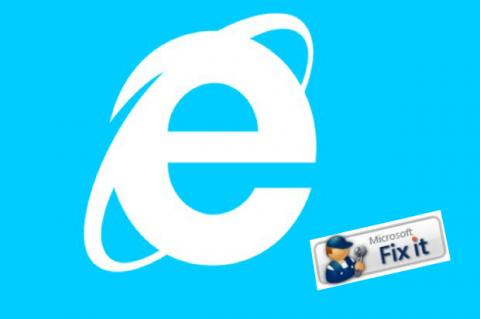 Microsoft lanza parche Fix It para Internet Explorer