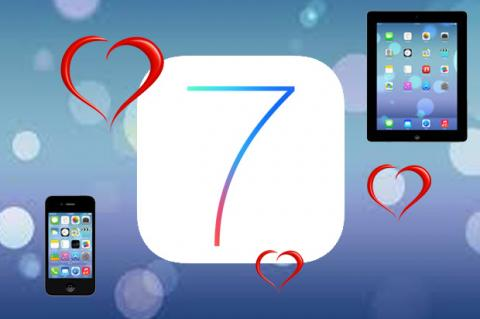 instalar iOS 7 y actualizar iPhone y iPad