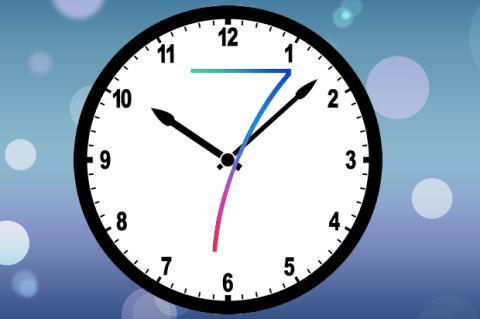 hora ios 7