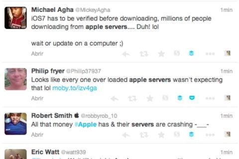 fallos iOS 7