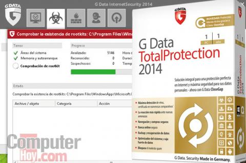 G Data Total Proteccion 2014