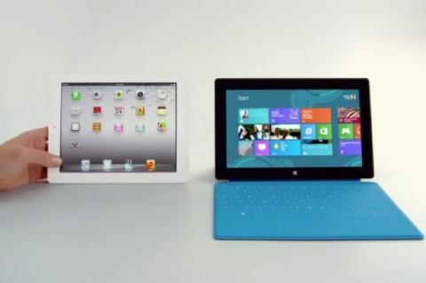 Microsoft lanza promoción de recompra de iPads