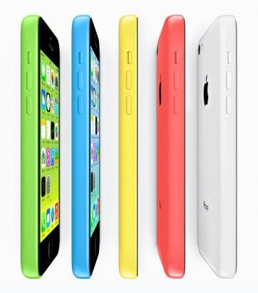 iPhone 5C disponibilidad y precios