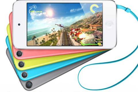 iPod Touch en varios colores