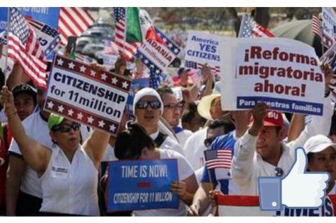 Mark Zuckerberg apoya la reforma de la Ley de Inmigración