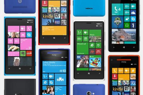 Windows Phone, segundo en el mercado de móviles en la India