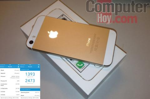 analisis iphone 5s