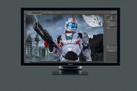 PN-K322BH, el nuevo monitor táctil all-in-one de Sharp