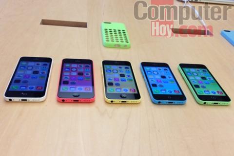 iphone 5c analisis