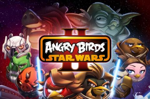 Angry Birds Star Wars II ya disponible en iOS y Android