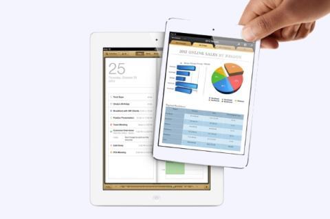 iPad Mini 2 y iPad 5... ¿Con lector de huellas?