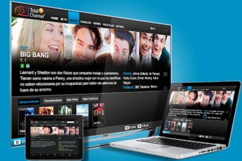 TotalChannel, la plataforma de televisión móvil