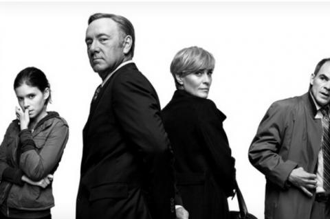 House of Cards, primera webserie ganadora de un Emmy