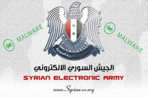 Ejercito Electrónico Sirio, nuevo malware