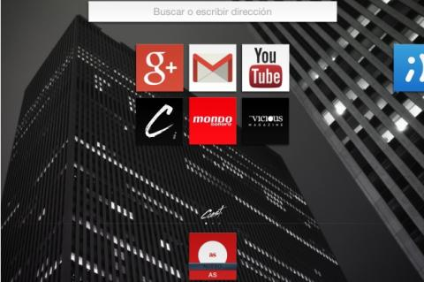 Coast by Opera, el navegador exclusivo para el iPad