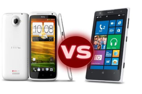 HTC contra Nokia