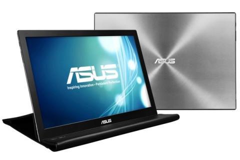 Asus presenta nuevos monitores con UBS 3.0