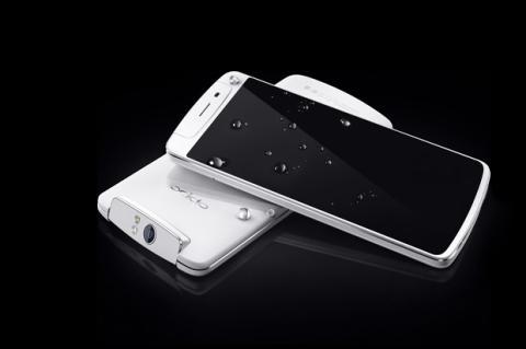 Oppo N1, presentado el smartphone chino de 5,9 pulgadas