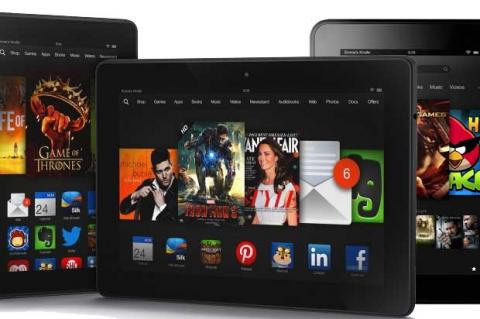 Kindle Fire HDX 7 y Kindle Fire HDX 8,9 y Kindle Fire HD 7