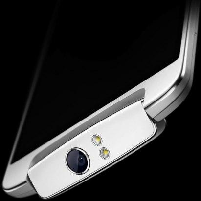 cámara Oppo N1