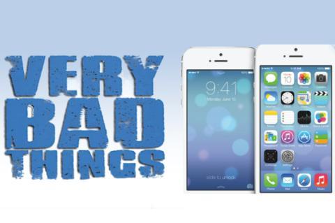 Lo peor de iOS 7