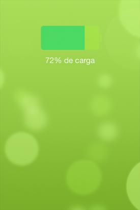batería iPhone iOs 7