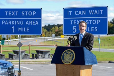 Gobernador del Estado de Nueva York