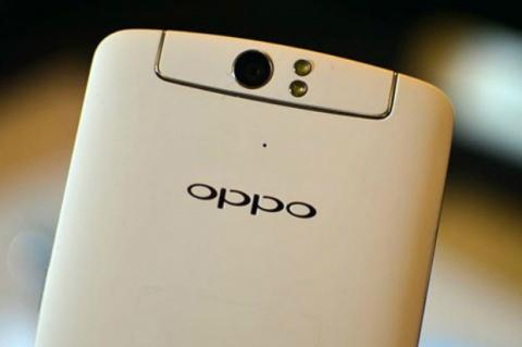 OppoN1 design