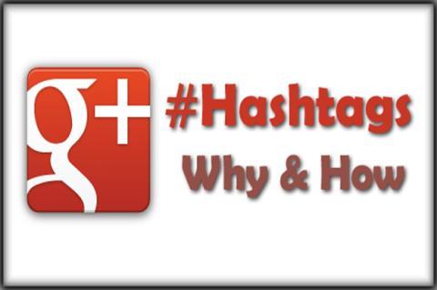 Google comienza a aceptar hashtags en su buscador