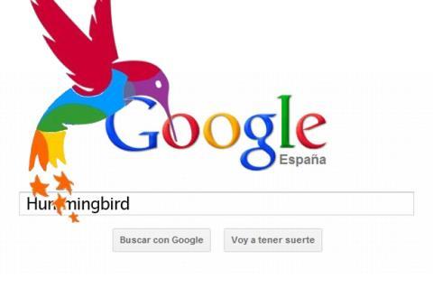 Nuevo algoritmo de google Hummingbird