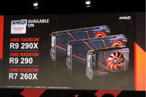 Nueva gama de tarjetas gráficas R7 y R9 de AMD