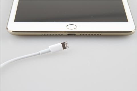 ¿iPad Mini 2 dorado con lector de huellas Touch ID?