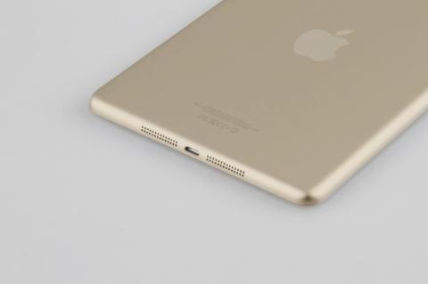iPad Mini 2 dorado