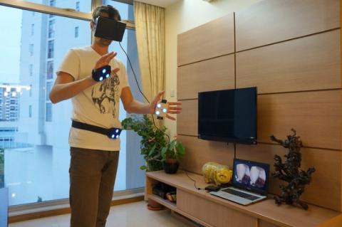 iMotion Oculus Rift