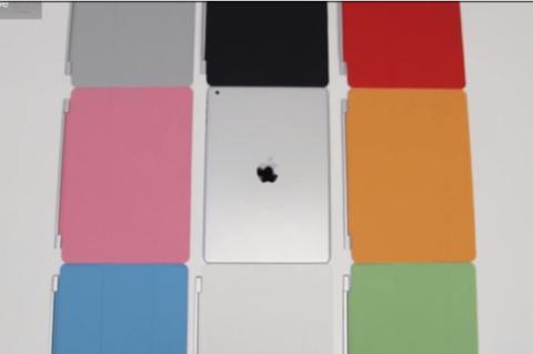 Vídeo con las supuestas nuevas Smart Cover para el iPad 5
