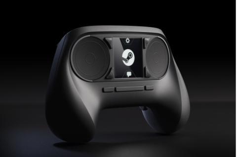 Steam Controller, juega a todos los juegos de PC en el salón con sus trackpads duales