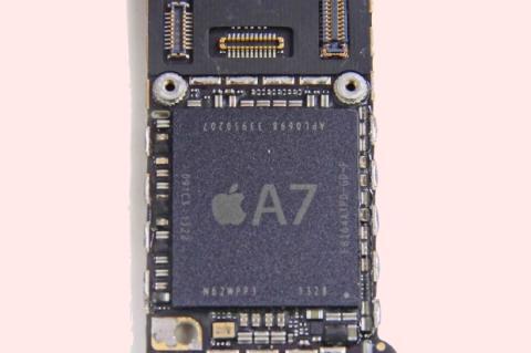 Samsung sólo fabricará el 30 o el 40% del procesador A8 de Apple
