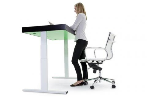 Stir Kinectic Desk