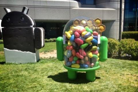 Fecha de actualización Android 4.3. para Samsung Galaxy S4 y SIII, Galaxy Note II, HTC One y Lumia 520