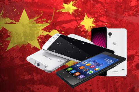 mejores móviles chinos android