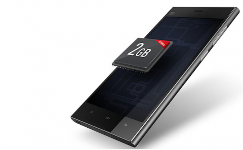 Xiaomi Mi3 RAM
