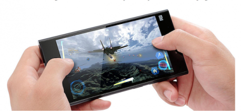 Xiaomi Mi3 potencia