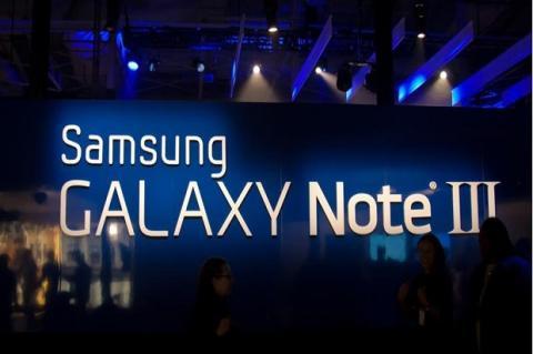 Galaxy Note 3 infla sus resultados en benchmark un 20 %