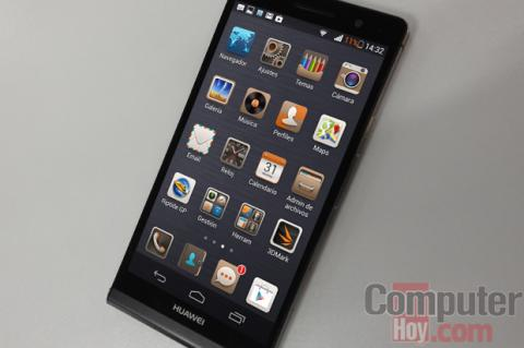 Huawei Ascend P6 software