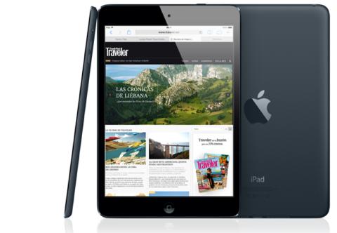 Lamzamiento del iPad mini Retina enfrenta más retrasos