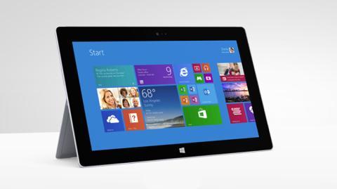 Surface 2 agotada antes de lanzamiento