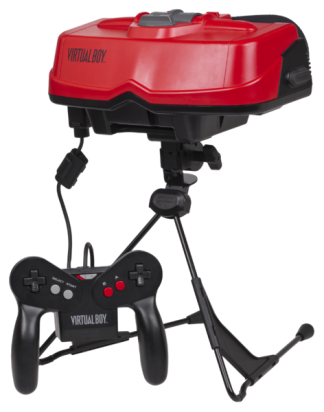 virtual boy de nintendo