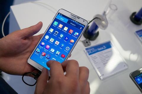 Samsung responde a los resultados en benchmark del Note 3
