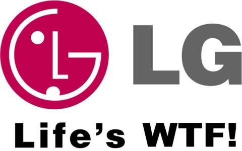 lg wtf