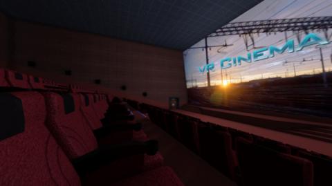 vr cinema oculus rift